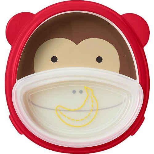 Skip Hop Kindergeschirr-Set »Zoo Essgeschirr Affe«