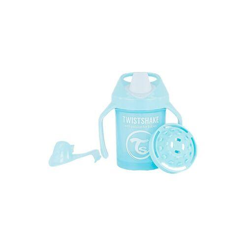 Twistshake Babyflasche »Mini Cup Babyflasche, 230ml, pink«, blau