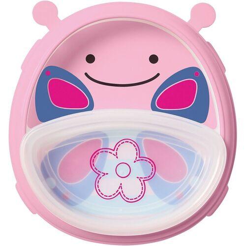 Skip Hop Kindergeschirr-Set »Zoo Essgeschirr Einhorn«, pink
