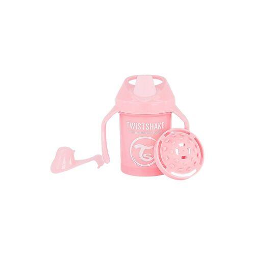 Twistshake Babyflasche »Mini Cup Babyflasche, 230ml, pink«, pink