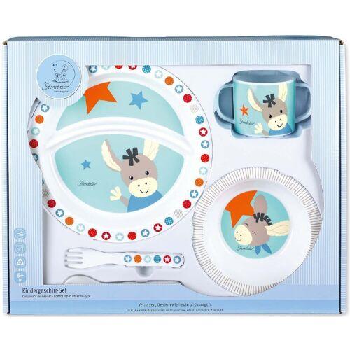 Sterntaler® Kindergeschirr-Set »Emmi« (5-tlg), Polypropylen