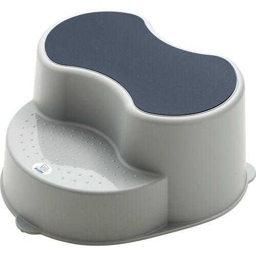 rotho babydesign Tritthocker »Top Kinderschemel, stone grey«, grau