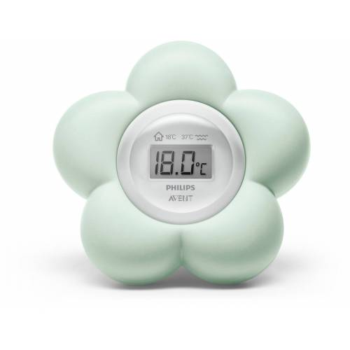 Philips AVENT Badethermometer »SCH480/00«, 1-tlg., digitales Bad- und Raumthermometer