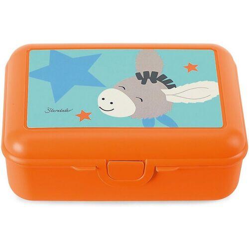 Sterntaler® Kindergeschirr-Set »Brotdose Emmi«, orange