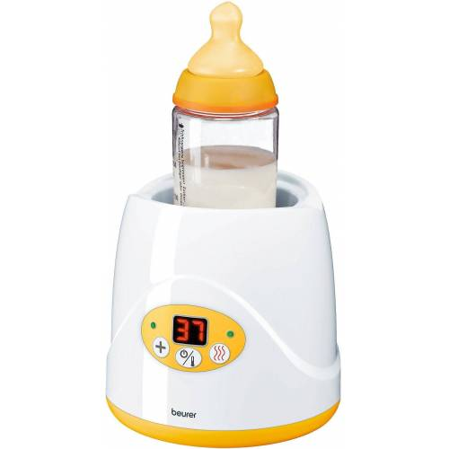 BEURER Babyflaschenwärmer Babykost- und Flaschenwärmer BY 52