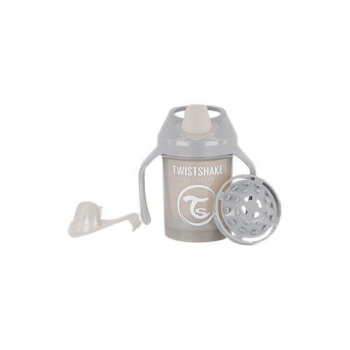 Twistshake Babyflasche »Mini Cup Babyflasche, 230ml, pink«, grau