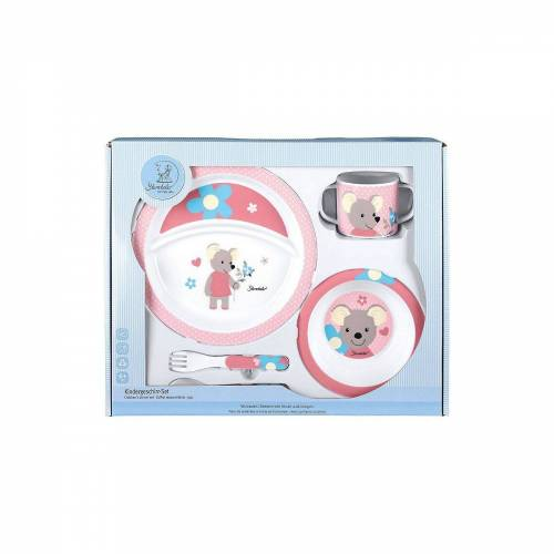 Sterntaler® Kindergeschirr-Set »Kindergeschirr-Set Mabel Kindergeschirrsets«