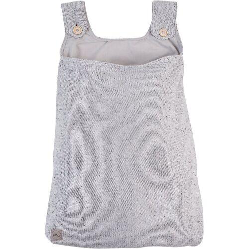 Jollein Aufbewahrungsbox »Aufbewahrungstasche Confetti knit grau«