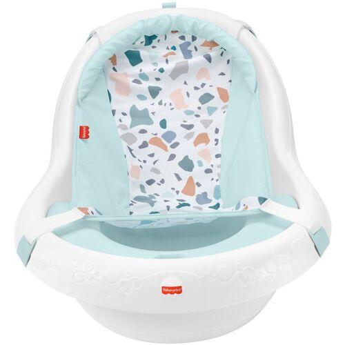 Fisher Price »4-in-1 Baby-Badewanne«, mit Netz für Neugeborene und Baby-Sitzeinlage