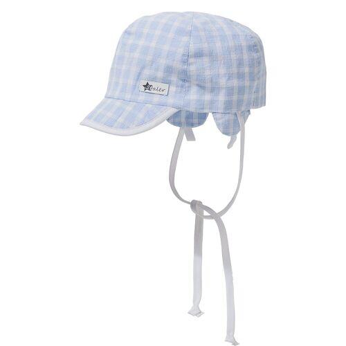 Sterntaler® Schirmmuetze - Mützen -, blau