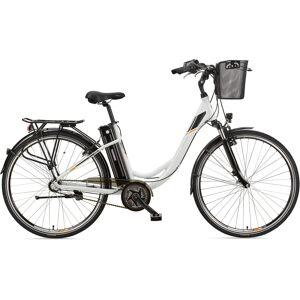Telefunken E-Bike »Multitalent RC865«, 3 Gang Shimano Nexus Schaltwerk, Mittelmotor 250 W, mit Fahrradkorb