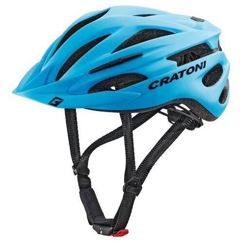 Cratoni Mountainbikehelm »MTB-Fahrradhelm Pacer«, blau matt   blau