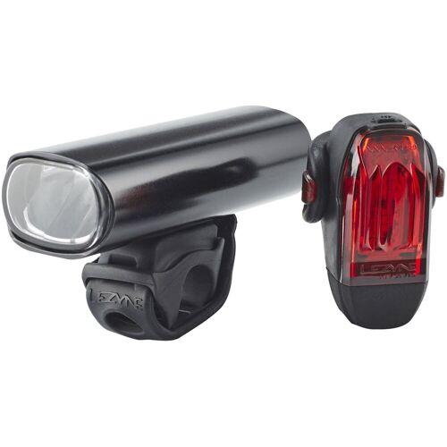 Lezyne Fahrradbeleuchtung »Hecto Pro+KTV Beleuchtungs Set«