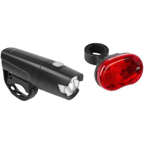 Smart Fahrradbeleuchtung »City 25 Set«