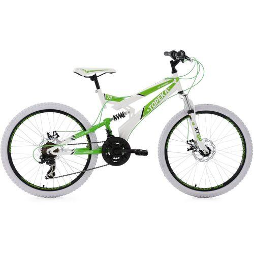 KS Cycling Jugendfahrrad »Topeka«, 21 Gang Shimano, Kettenschaltung