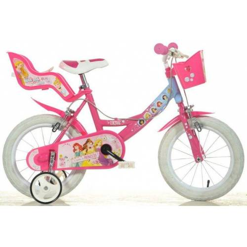 Dino Kinderfahrrad »Princess«, 1 Gang