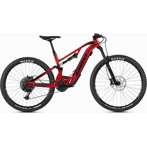 Ghost E-Bike »Hybride ASX 6.7+ AL U«, 12 Gang SRAM NX Eagle 12-S Schaltwerk, Kettenschaltung, 250 W