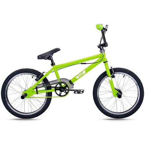 bergsteiger BMX-Rad »Ohio«, 1 Gang, grün