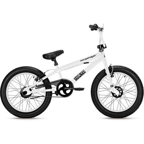 bergsteiger BMX-Rad »Tokyo«, 1 Gang, weiß