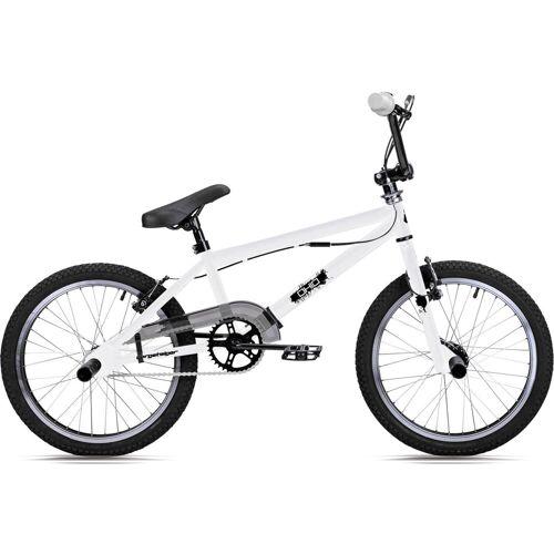 bergsteiger BMX-Rad »Ohio«, 1 Gang, weiß