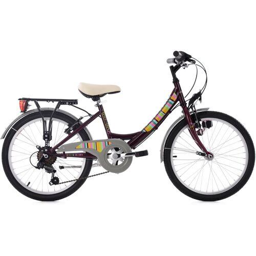 KS Cycling Jugendfahrrad, 6 Gang, Kettenschaltung