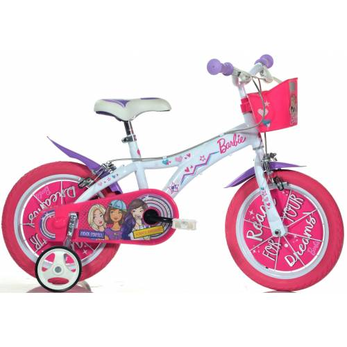 Barbie Kinderfahrrad »«, 1 Gang