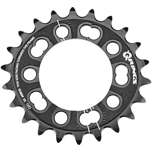 Rotor Kettenblatt »MTB QX2 Kettenblatt 2-fach innen«