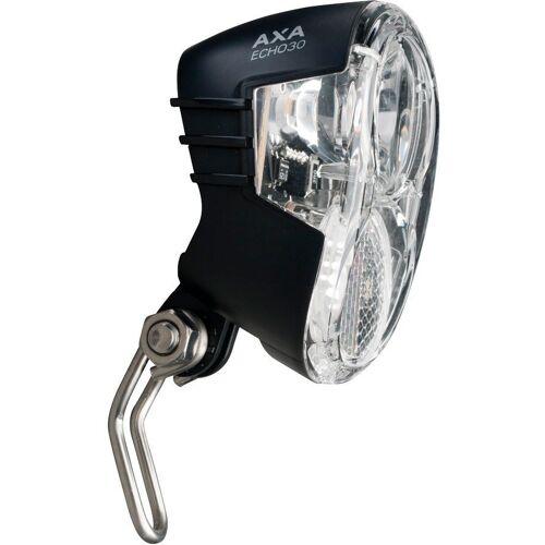 AXA Fahrradbeleuchtung »Echo 30 Scheinwerfer für Nabendynamo mit Halter«
