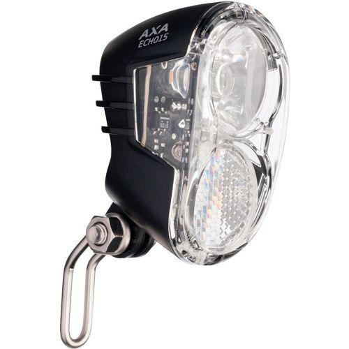 AXA Fahrradbeleuchtung »Echo 15 Scheinwerfer für Nabendynamo mit Halter«