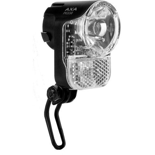AXA Fahrradbeleuchtung »Pico 30 Scheinwerfer für Nabendynamo mit Halter«