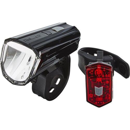 XLC Fahrradbeleuchtung »Comp Alderaan Beleuchtungsset«