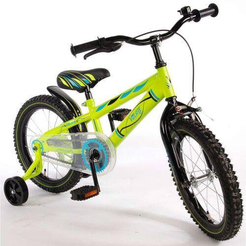 Kinderfahrrad Electric Green, 16 Zoll, grün