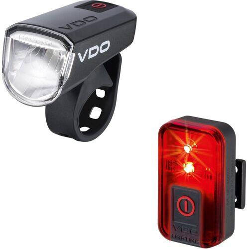 VDO Fahrradbeleuchtung »ECO Light M30 Beleuchtungs Set«