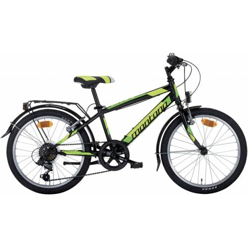 "Montana Fahrräder Kinderfahrrad »ESCAPE CTB 20""«, 6 Gang Shimano TY-21 Schaltwerk, Kettenschaltung"