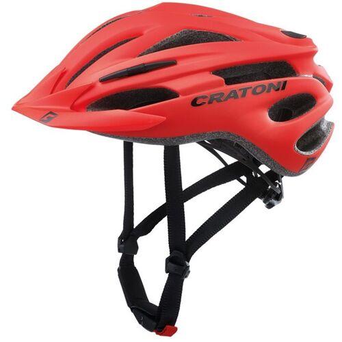 Cratoni Mountainbikehelm »MTB-Fahrradhelm Pacer«, rot matt   rot