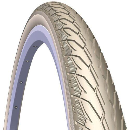 Mitas Fahrradreifen »Semi-Slick Flash V 66 Reflex«, (Set, 2-tlg)