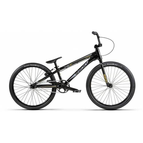 Radio Bikes Fahrrad »Xenon Pro XL Cruiser 24''«, schwarz