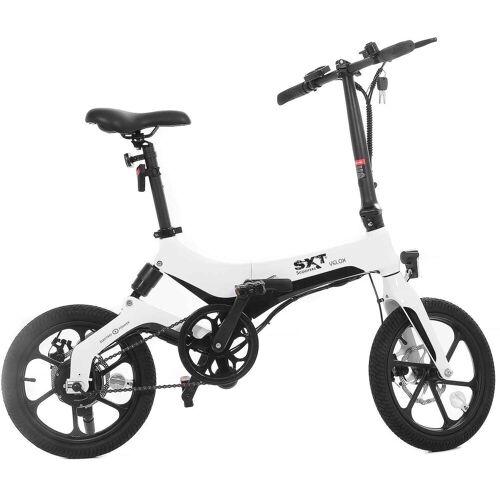 SXT Scooters E-Bike »SXT Velox«, 1 Gang, Heckmotor 250 W