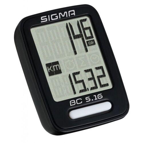 Sigma SPORT Fahrradcomputer »Sigma Fahrradcomputer Topline BC 5.16«