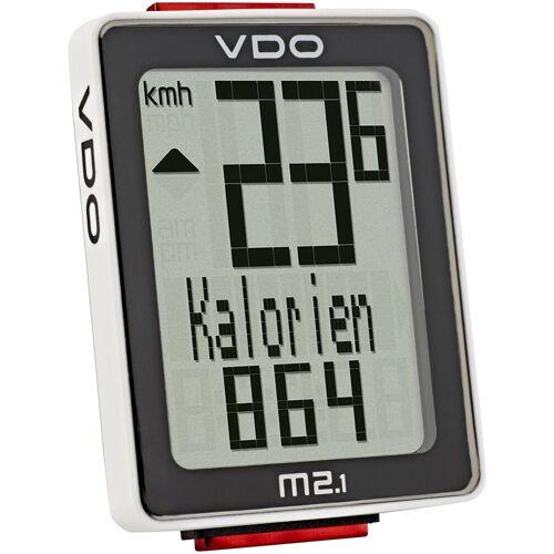 VDO Fahrradcomputer »M2.1 WR«