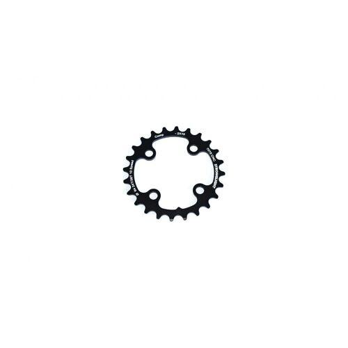 STRONGLIGHT Fahrradketten »KETTENBLATT CT2 SCHW.4 A. SRAM/SHIM/STR.64 MM 22 Z«