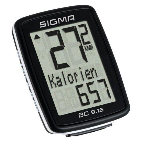 Sigma SPORT Fahrradcomputer »Sigma Fahrradcomputer Topline BC 9.16«