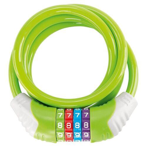 Puky Kettenschloss »Kinder-Fahrradschloss, grün«, grün