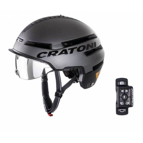 Cratoni Fahrradhelm »Fahrradhelm Smartride (Pedelec) Gr. S/M (5«