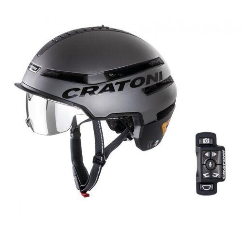 Cratoni Fahrradhelm »Fahrradhelm Smartride (Pedelec) Gr. M/L (5«