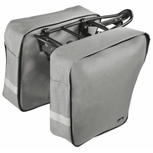 KCP Gepäckträgertasche »Duffle Bag 0042«, Doppelpacktasche