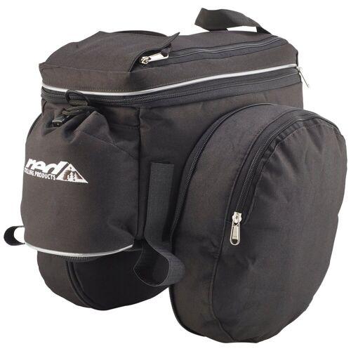 Red Cycling Products Gepäckträgertasche »Rack Pack Gepäckträgertasche«