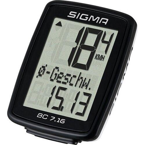 Sigma SPORT Fahrradcomputer »BC 7.16«