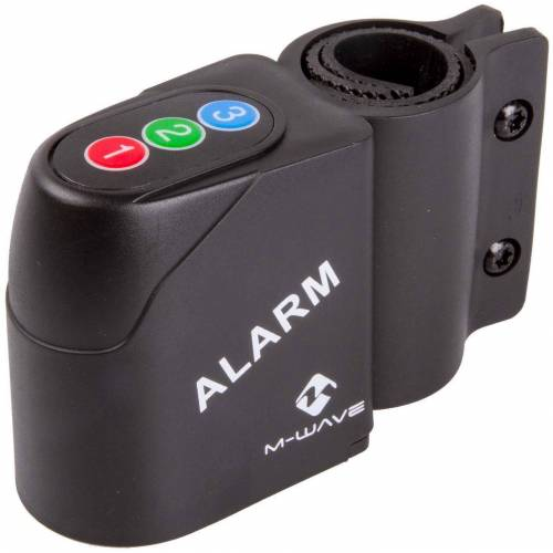 M-Wave »Alarmanlage Bike-Alarm, 120 db« Fahrrad-Alarmanlage