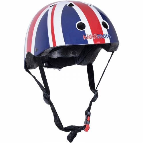 Kiddimoto Fahrradhelm Union Jack